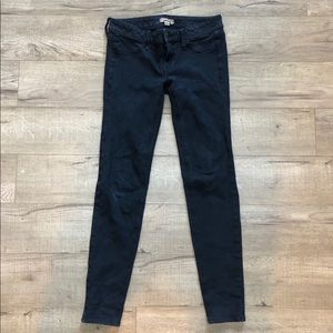 Aerie Stretch Black Jeggings